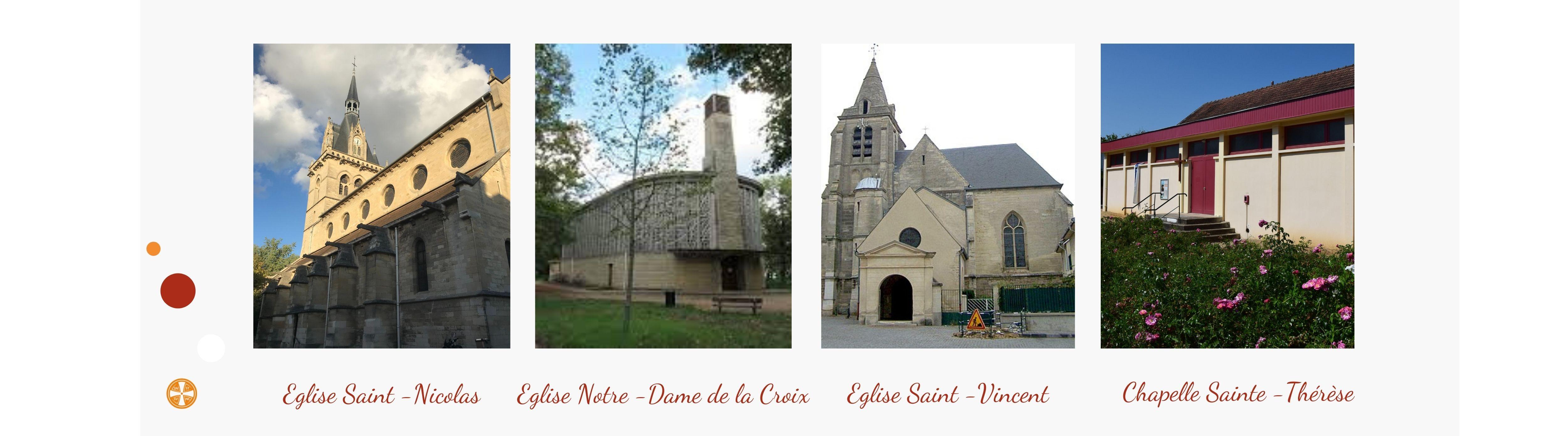 Nos églises